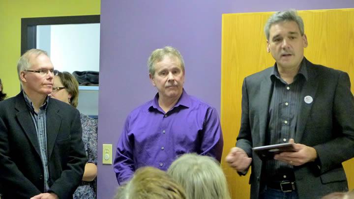 Northern Brain Injury Award Presentation