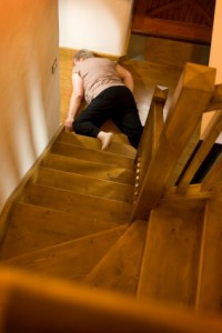 Fall Prevention On Stairs