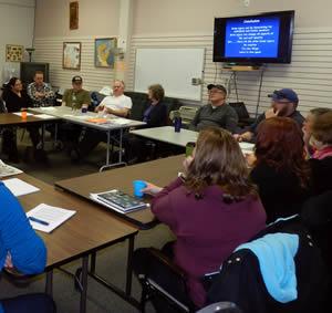 Community Group Meeting