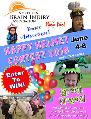 NBIA Happy Helmet Contest 2018 Poster Small