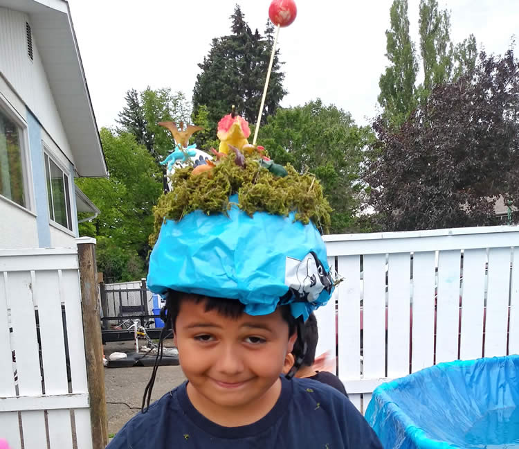 2019 NBIA Happy Helmet Contest - Nathaniel