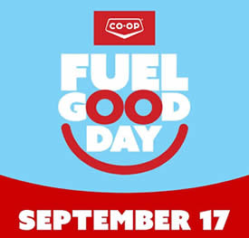 Co-op Fuel Good Day Fundraiser Northern Brain Injury